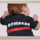 Body bebé cuerpo bomberos valencia modelo
