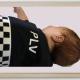 Body bebé policía local valencia modelo